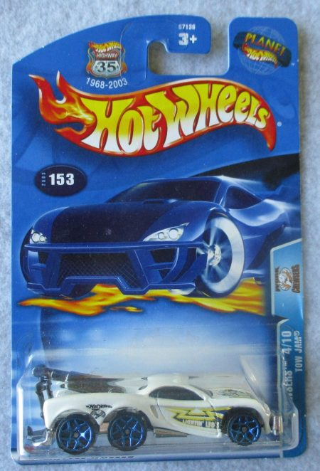 Hot Wheels Tow Jam 153