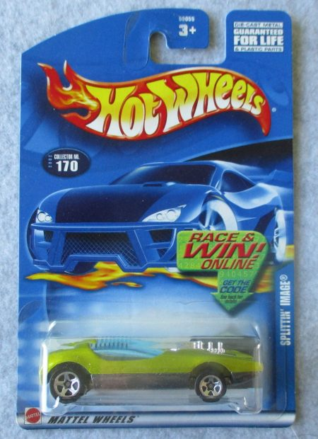 Hot Wheels Splittin Image 170