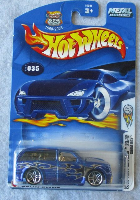 hot wheels 2003 35