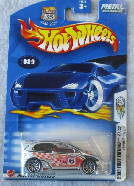 hot wheels 2003 first edition