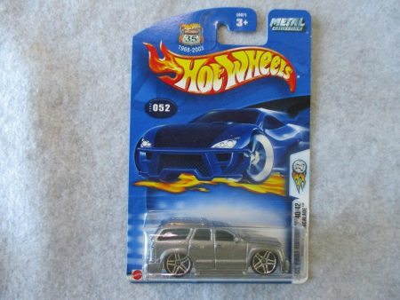 Hot Wheels 2003 Cadillac Escalde