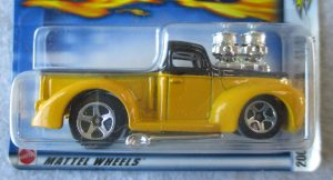 2003 Hot Wheels 1941 Ford
