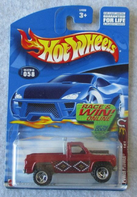 Hot Wheels Power Plower 58
