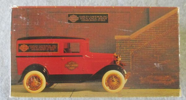 Harley Davidson 1931 Panel Delivery