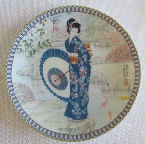 crystal spring collector plate