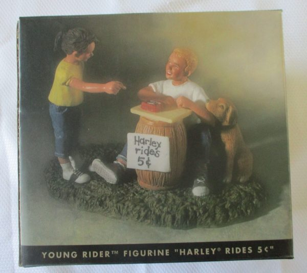 Harley Young Rider 5 Cents