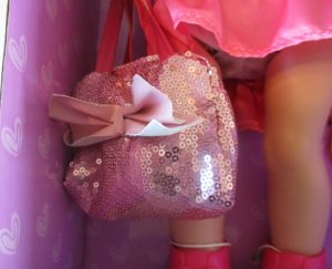 Lily New Adventures Doll Purse