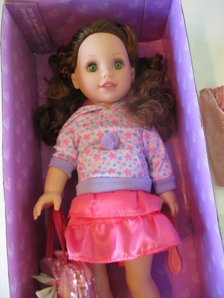 Lily New Adventures Doll 2019