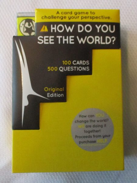 How do you see the world game