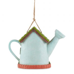 Watering Can Birdhouse Back